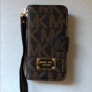 Accessories - MK iPhone Wallet cases